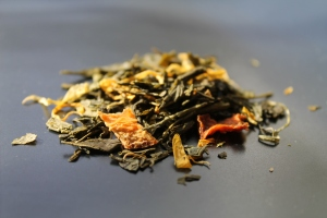 Citrus Monkey Tea | Our Rambling House | www.ourramblinghouse.com