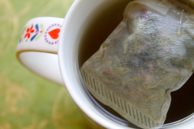 DIY Tea Bags | Custom Blend Tea | Our Rambling House