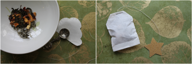 DIY Tea Bags | Our Rambling House